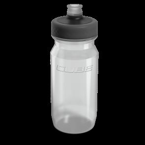 Cube Grip Bottle 500ml Transparent