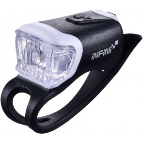 Infini Orca USB Front Light Black