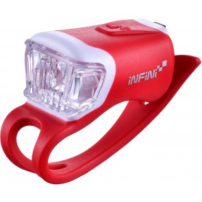 Infini Orca USB Front Light Red