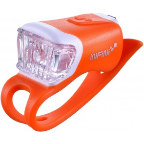 Infini Orca USB Front Light Orange