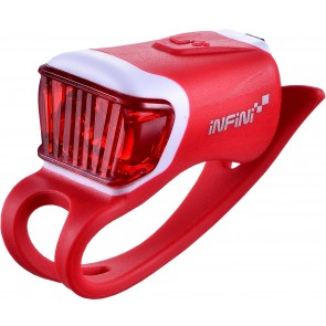 Infini Orca USB Rear Light Red