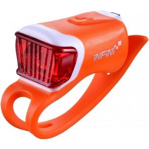 Infini Orca USB Rear Light Orange