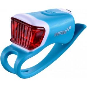 Infini Orca USB Rear Light Blue