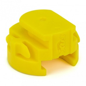Fox 38 Volume Spacer Yellow