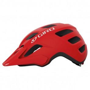 Giro Fixture Helmet Matte Trim Red