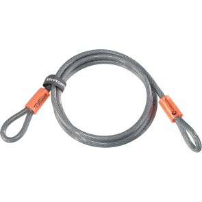 Kryptonite Kryptoflex cable lock 7 feet (2.2 metres)
