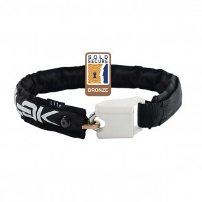 Hiplok Lite Wearable Chain Lock White