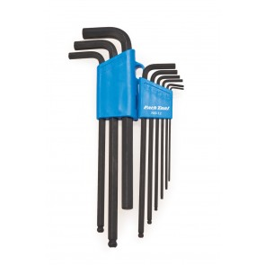 Park Tool USA HXS-1.2 - Professional Hex Wrench Set