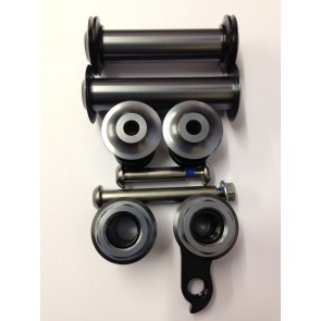 Pivot Kit Assy Troy Alloy Charcoal