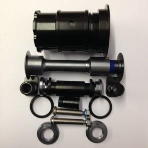 Devinci Pivot Kit Wilson 27.5 Charcoal