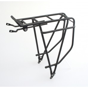 M-Part Summit rear pannier rack - alloy black