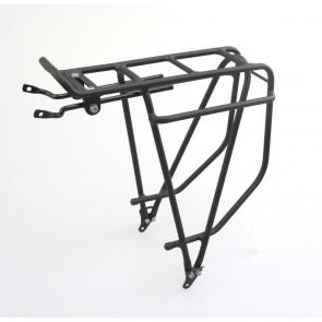 M-Part Summit rear pannier rack - alloy black