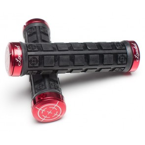 Loaded Pistol Grips Red