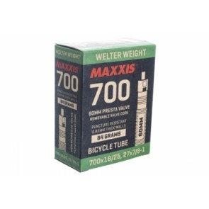 Maxxis Welter Weight Presta Inner Tube 700 x 35 32mm