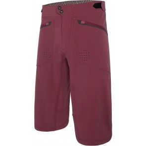 Madison Flux Shorts Burgundy XX Large