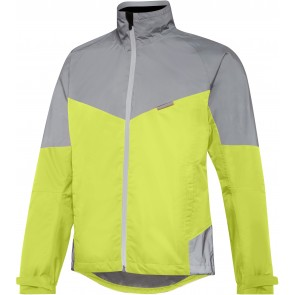 Madison Stellar Men's Jacket Silver/Yellow