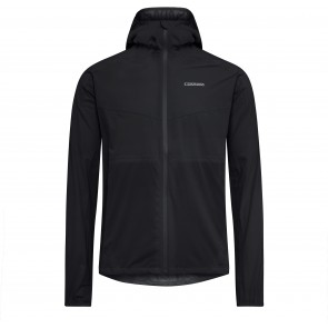 Madison Men's Flux Super Light Waterproof Softshell Jacket Black