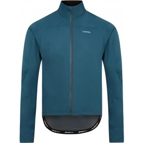 Madison Men's RoadRace Super Light Waterproof Shoftshell Jacket Blue
