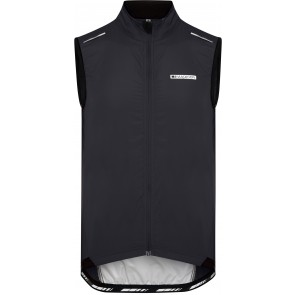 Madison Men's Sportive Windproof Gilet Black