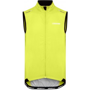 Madison Men's Sportive Windproof Gilet Lime