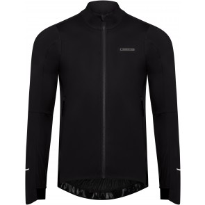 Madison Men's Apex Lightweight Softshell Jacket Black