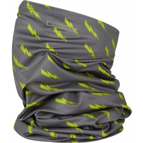 Madison Isoler Microfiber Neck Warmer Phantom / Lime