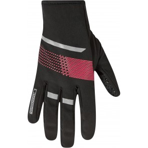 Madison Women's Element Softshell Gloves Pink
