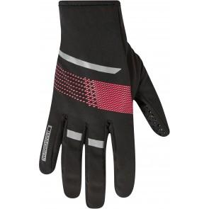 Madison Women's Element Softshell Gloves Pink