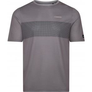 Madison Roam Men's Short Sleeve Performance Tee Grey