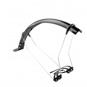 M-Part QDR Quick Detach Road mudguard 700 x 38mm black