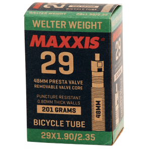 Maxxis Welter Weight Presta Inner Tube 29 x 1.9-2.35 48mm