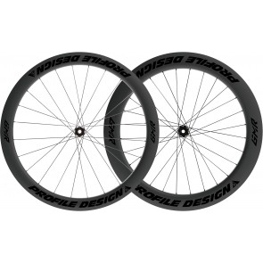Profile Design GMR 50/65 TwentySix Carbon Disc Brake Tubeless Wheelset