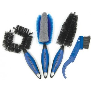 Park Tool USA BCB-4 - Bike Cleaning Brush Set