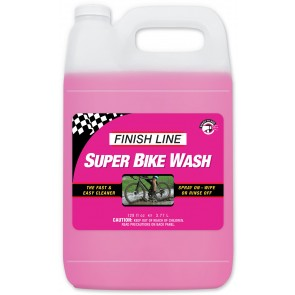 Finish Line Super Bike Wash 3.8 Litres