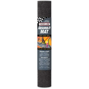 "Finish Line Absorb-It Mat (Small Size: 48"" x 18"")"
