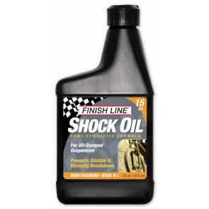 Finish Line 15wt Shock Oil 457ml