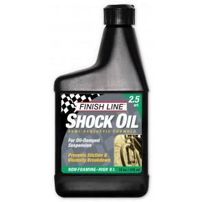 Finish Line 2.5wt Shock Oil 457ml