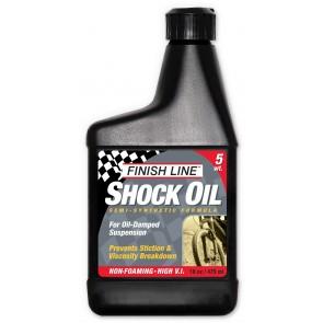 Finish Line 5wt Shock Oil 457ml