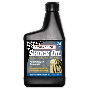 Finish Line 7.5wt Shock Oil 457ml