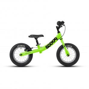 """Ridgeback Scoot 2021 12"""" Green Balance Bike"""