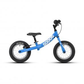 "Ridgeback Scoot 2021 12"" Blue Balance Bike"