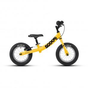 "Ridgeback Scoot 2021 12"" Yellow Balance Bike"