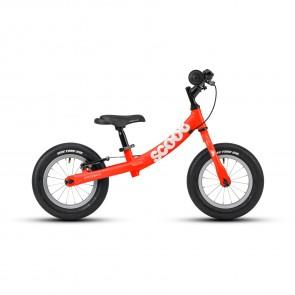 "Ridgeback Scoot 2021 12"" Red Balance Bike"