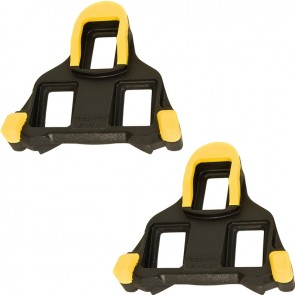 Shimano SM-SH11 SPD SL Cleat Set Yellow