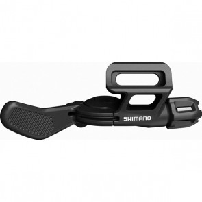 Shimano SL-MT800-L adjustable seatpost lever, I-Spec EV mount, left hand, black