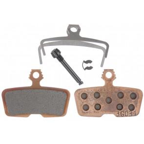 Sram Disc Brake Pads Sintered/Steel - Code 2011+/Guide RE