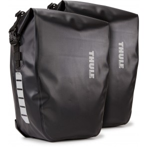 Thule Shield Pannier 25 Litre Pair Black