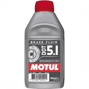 Motul DOT 5.1 Brake fluid 0.5litres