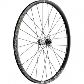 "DT Swiss H 1700 27.5"" Boost Front Wheel 30mm Rim"