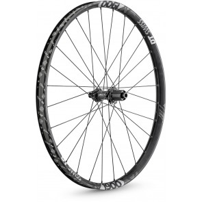 "DT Swiss M 1900 27.5"" Boost Rear Wheel 35mm Rim Shimano HG Freehub"
